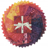 Fiery Sunset Batiks Stamps