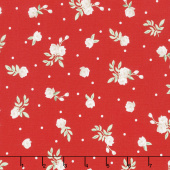 Afternoon Picnic - Rose Red Yardage