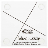 "Mini Twister Tool For 2.5"" Strips"
