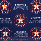 MLB - Houston Astros Blue Yardage