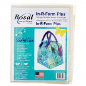 "Bosal In-R-Form Plus Double Sided Fusible Foam Stabilizer - 18"" x 58"""