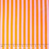 Tabby Road - Tent Stripe Marmalade Yardage