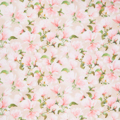 Magnolia - Cream Yardage