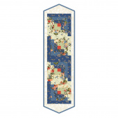 Belle Epoque Log Cabin Table Runner POD Kit