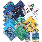 All Aboard with Thomas & Friends Fat Quarter Bundle