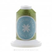 Missouri Star 50 WT Cotton Thread Army Green
