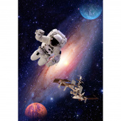 Interstellar - Spaceman Multi Digitally Printed Panel