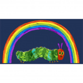 The Very Hungry Caterpillar - Rainbow Caterpillar Blue Panel