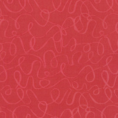 Scribbles - Salmon Yardage