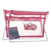 Sassy Tote - Small Pink
