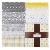 Cozy Cotton Flannels Sunshine Ten Squares