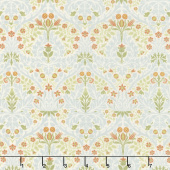 Morris Garden - Autumn Flower 1888 Porcelain Yardage