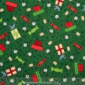 Festive Fun - Gift Giving Pine Yardage