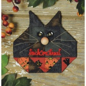 Black Cat Espresso® Ornament Kit