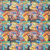 Star Wars The Mandalorian - Star Wars Mandalorian Comic Books Multi Yardage