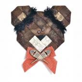 Black Bear Ice Cream Shot® Ornament Kit