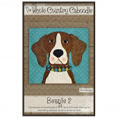 Beagle 2 Precut Fused Appliqué Pack