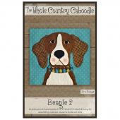 Beagle 2 Precut Fused Appliqué Pack