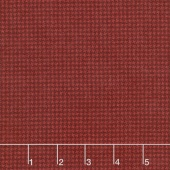 Woolies Flannel - Weave Dark Red Yardage