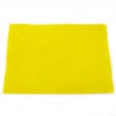 "Rainbow Classic 9"" x 12"" Felt Squares Yellow"