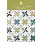 Small Dashing Stars Pattern by Missouri Star