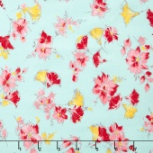 Lily - Main Mint Yardage