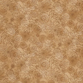 Best of Days - Wall Flower Gold Yardage