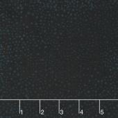 Gatsby Batiks - Dots Charcoal Yardage