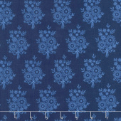 Harry & Alice - Stitchery Navy Yardage