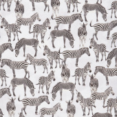 Animals - Zebra Yardage