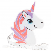 Unicorn Tape Measure