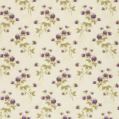 Clover Meadow - Clover Ivory Yardage