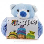 Top This! Teddy Bear Yarn Kit