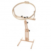 "Quilter's Wonder 18"" Hoop with Adjustable Stand"