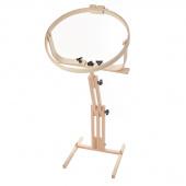 "Quilter's Wonder 18"" Hoop with Adjustable Stand"
