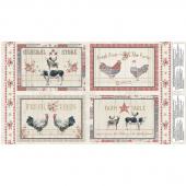 Farmhouse Chic - Placemat Multi Panel