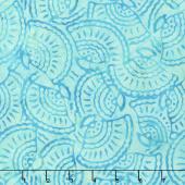 Tonga Batiks - Aruba Seashell Scuba Yardage