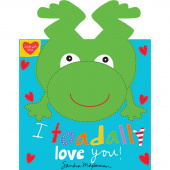 Huggable & Lovable Books - Toadally Book Panel