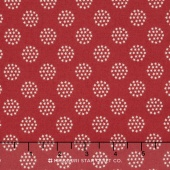 Freedom - Fireworks Apple Red Yardage