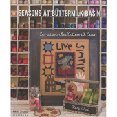 Seasons at Buttermilk Basin Book