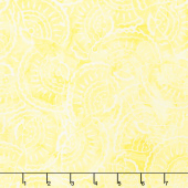 Tonga Batiks - Buttercream Seashell Meringue Yardage