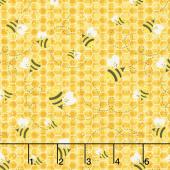 Beeloved - Bees Honey Yardage