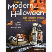 Sew A Modern Halloween Book