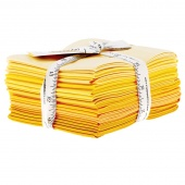 The Colors of Moda - Yellows Fat Quarter Bundle