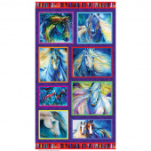 Painted Horses - Multi Panel
