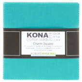Kona Cotton 2019 Color of the Year Splash Charm Pack