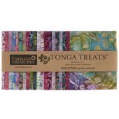 Tonga Treats Batiks - Orchid Minis