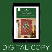 Digital Download - Quilt As You Go Holiday Hexies Advent Calendar Pattern by Missouri Star