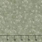 Prairie Grass - Wild Dandelions Pepper Grass Yardage