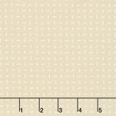 Muslin Mates 2018 - Grid Natural Yardage